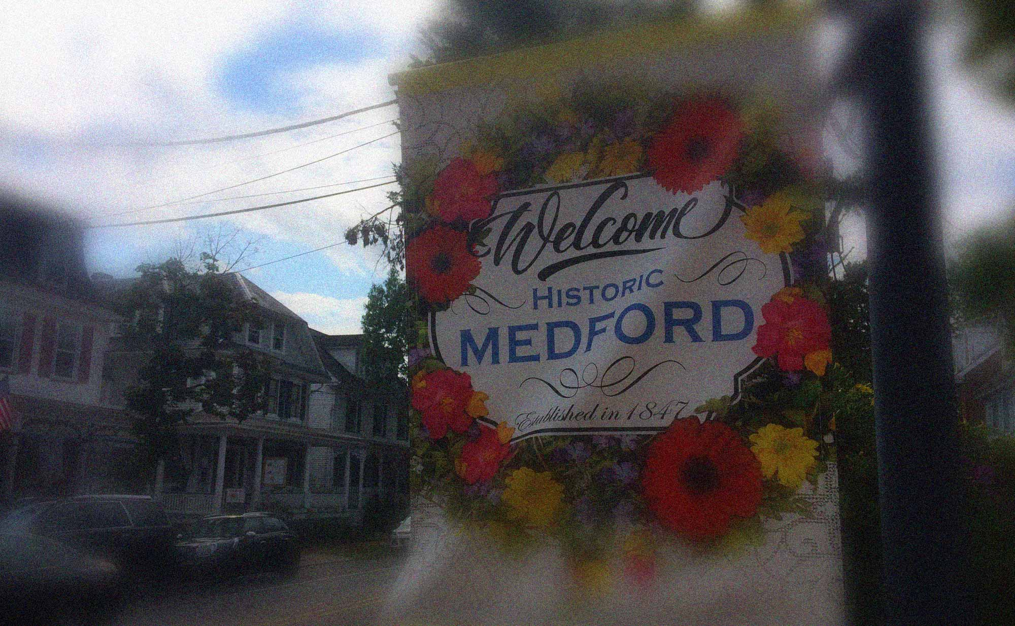 T. Charles: Welcome To Medford, NJ
